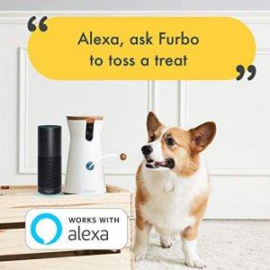 Furbo Hundekamera mit Leckerliausgabe_Leckerliauswurf